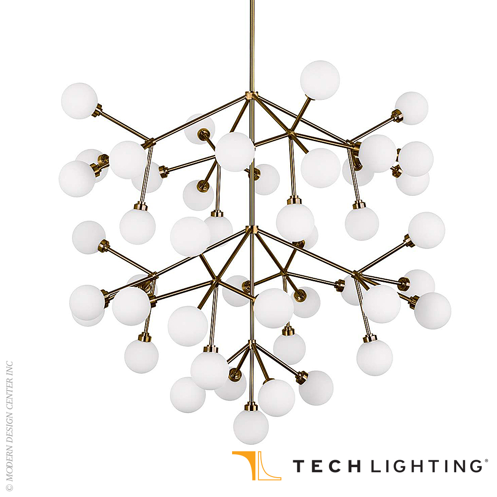 Mara Grande Chandelier | Tech Lighting