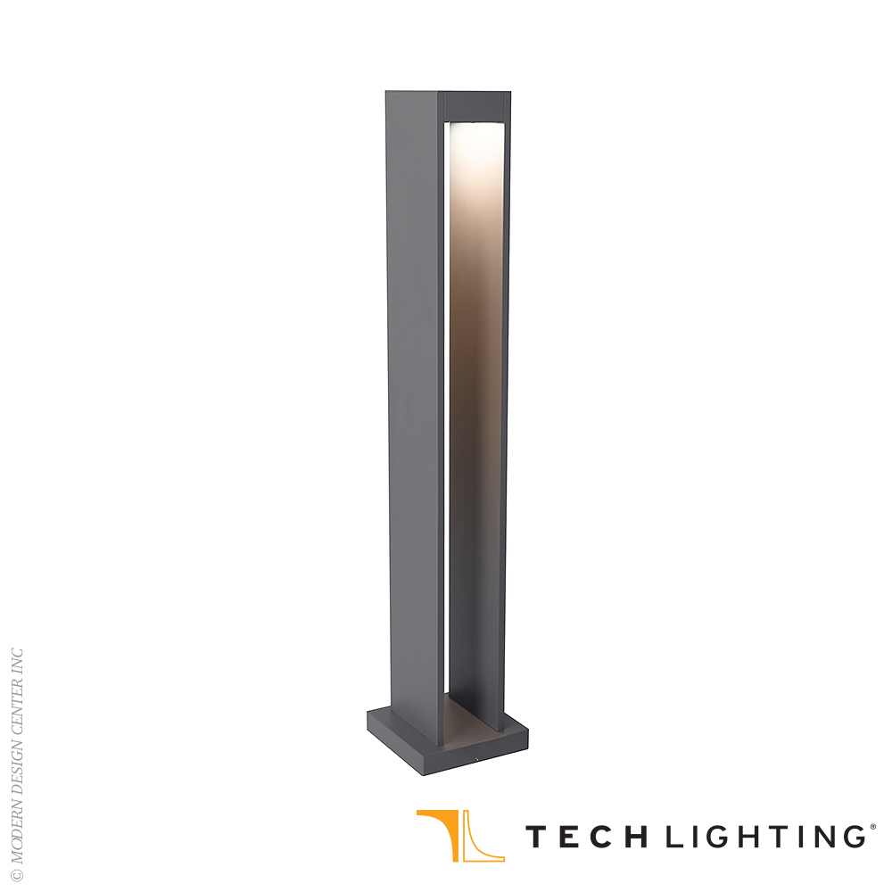 Syntra LED Outdoor Bollard | Tech Lighting