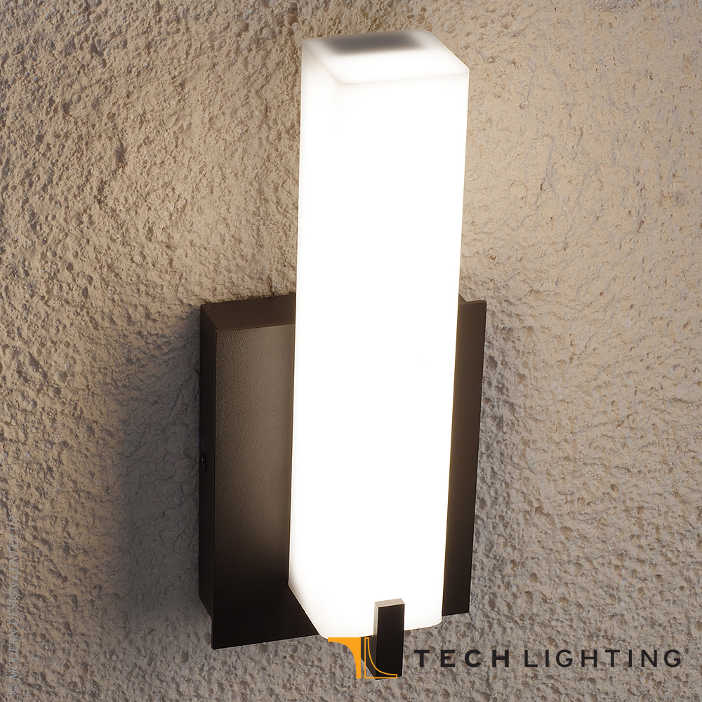 Cosmo 12 LED Outdoor Wall Sconce | Tech Lighting