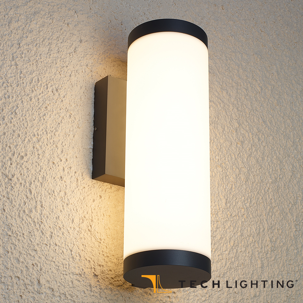 Gage 15 LED Outdoor Wall Sconce | Tech Lighting