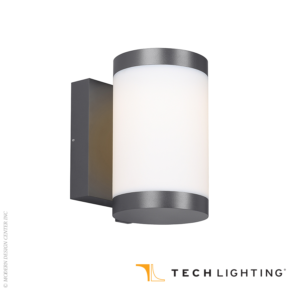 Gage 8 Led Outdoor Wall Sconce Tech Lighting At Metropolitandecor