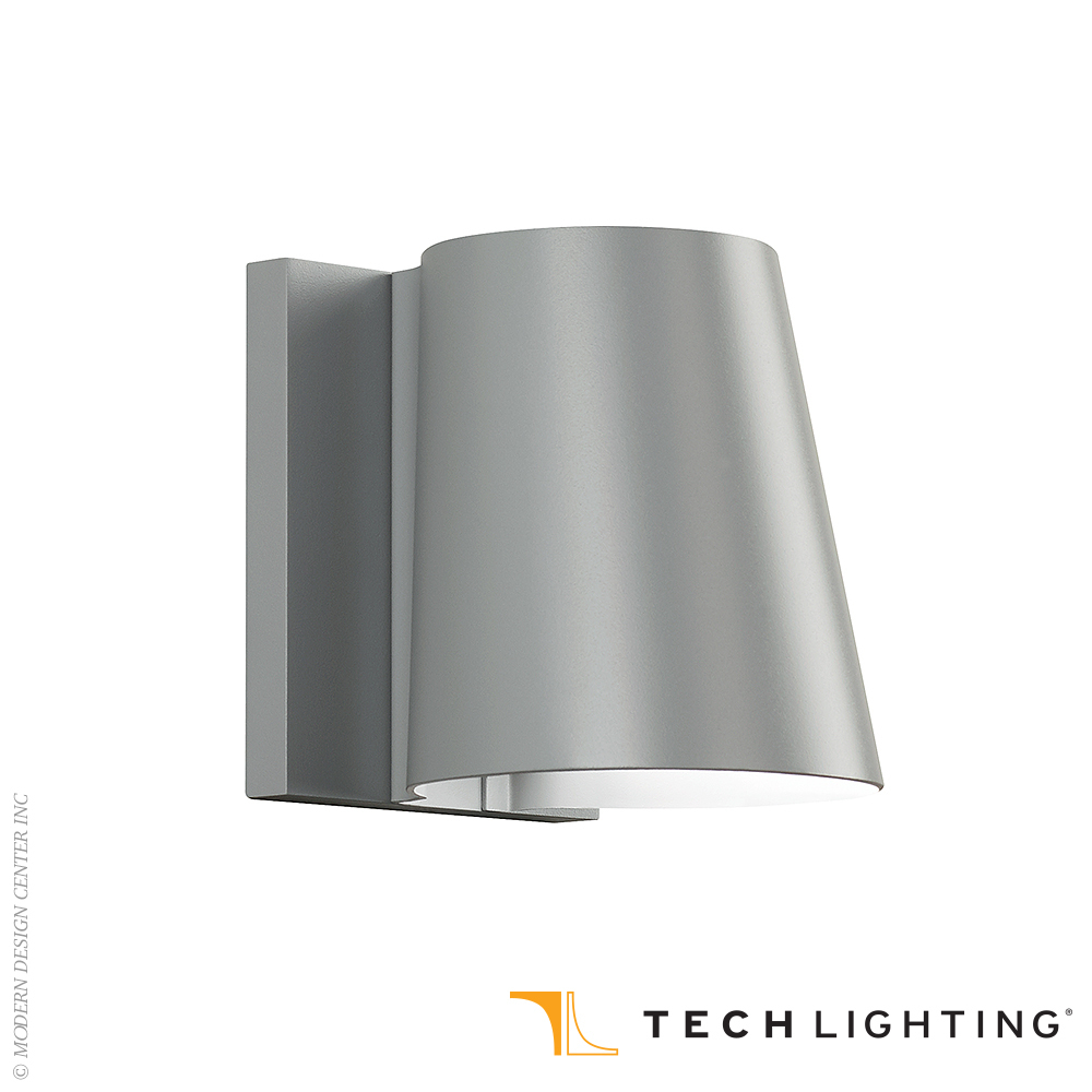 Konial 5 LED Outdoor Wall Sconce | Tech Lighting