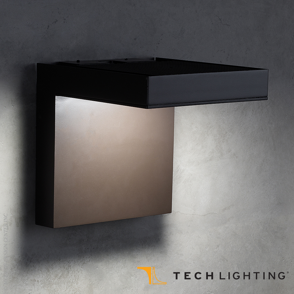Taag 10 LED Outdoor Wall Sconce | Tech Lighting