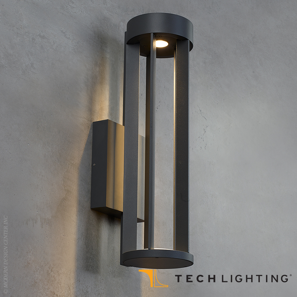 Turbo LED Outdoor Wall Sconce | Tech Lighting