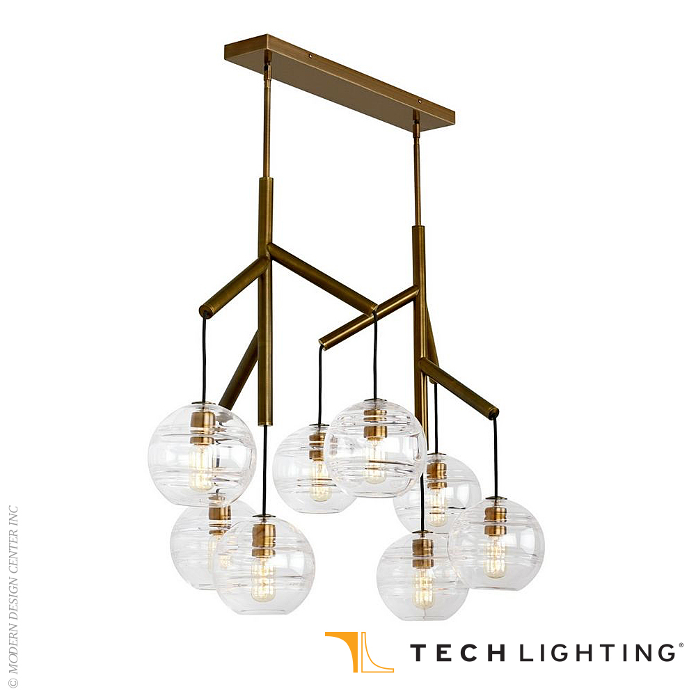 Sedona Double Chandelier | Tech Lighting
