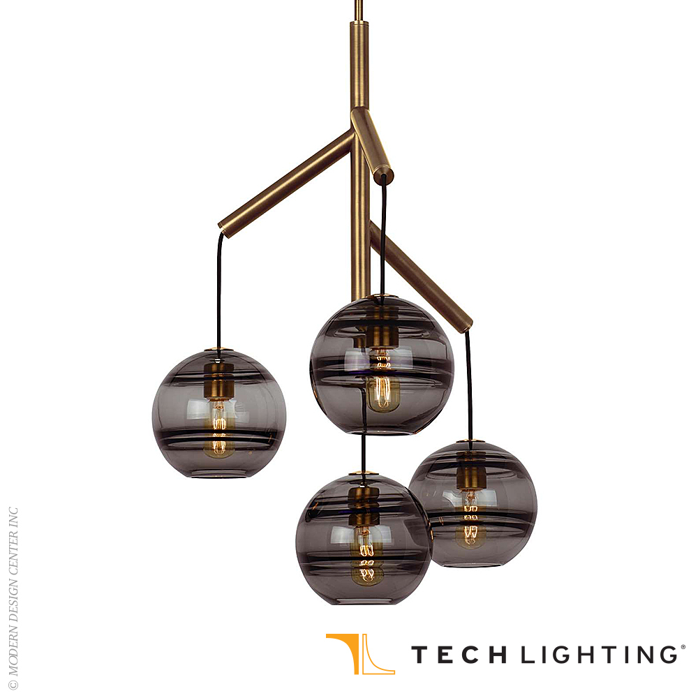 Sedona Single Chandelier | Tech Lighting