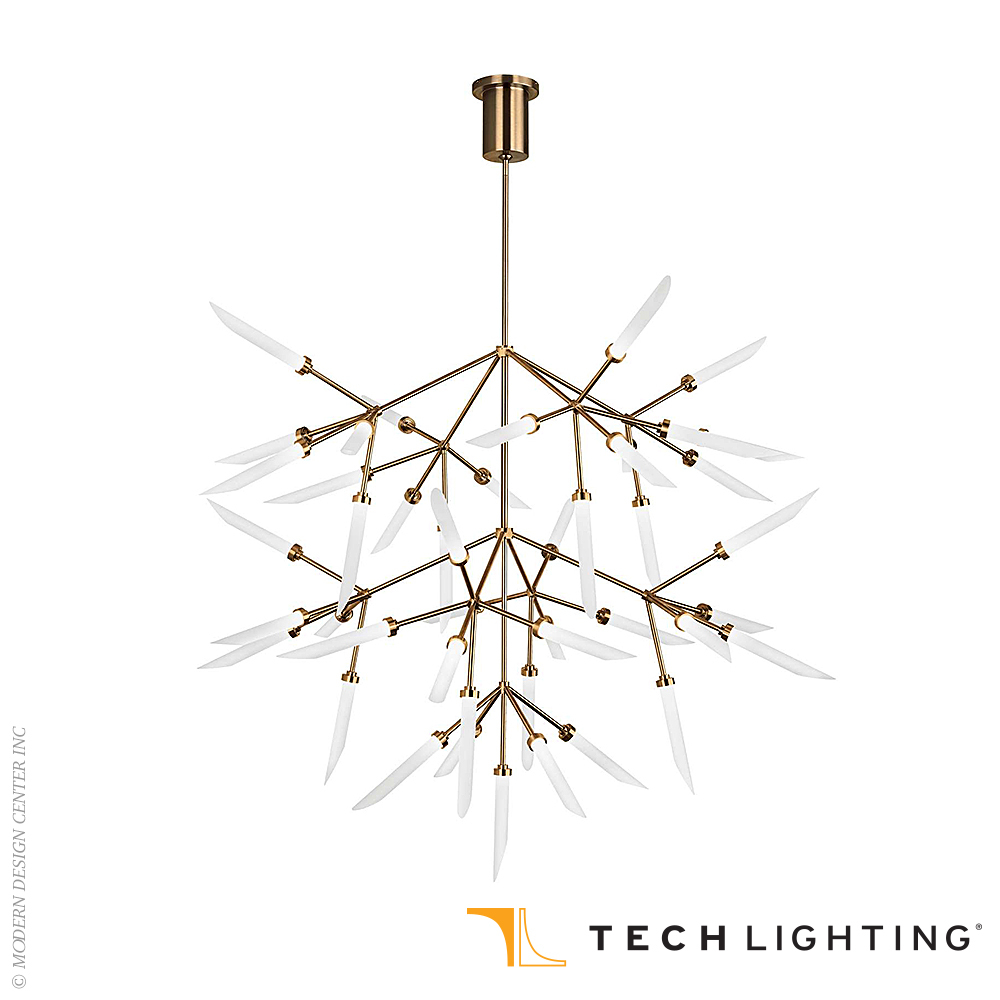 Spur Grande Chandelier | Tech Lighting