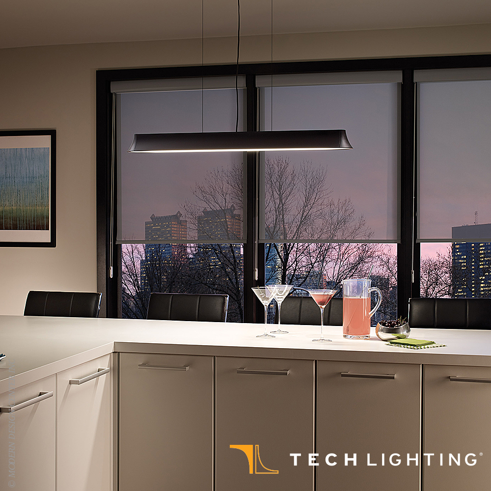 Timbre Led Linear Suspension Tech Lighting