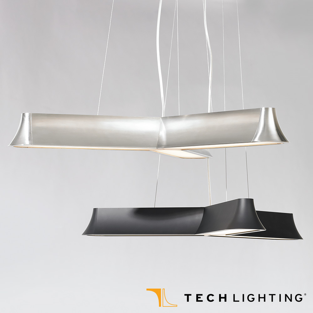 Zhane Trio Suspension Light | Tech Lighting