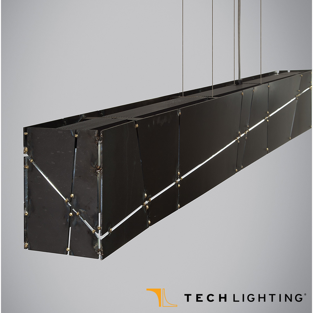 Crossroads Linear Suspension | Tech Lighting - DISCONTINUED