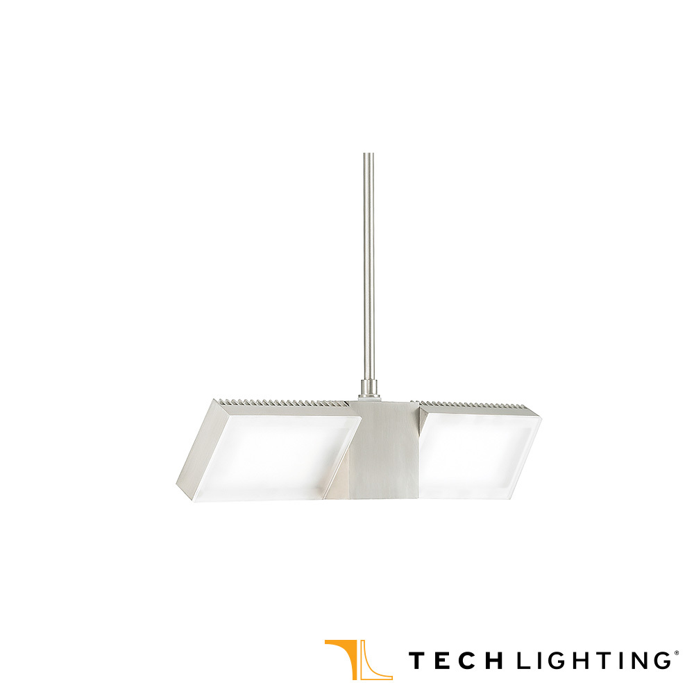 Ibiss Flood Double LED Head | Tech Lighting