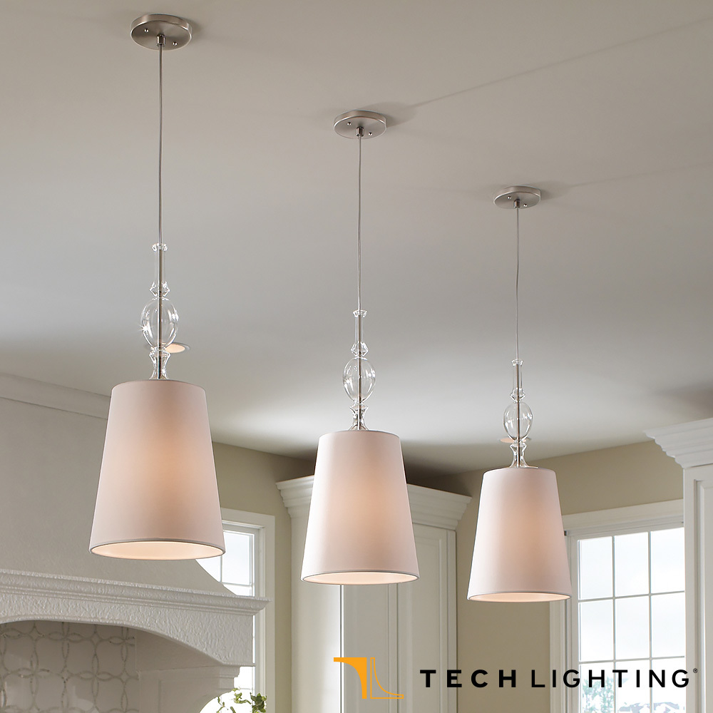Kiev Large Pendant Light | Tech Lighting