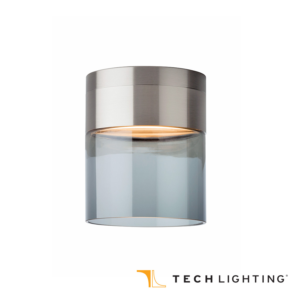 Manette Flush Mount Ceiling Light | Tech Lighting | MetropolitanDecor