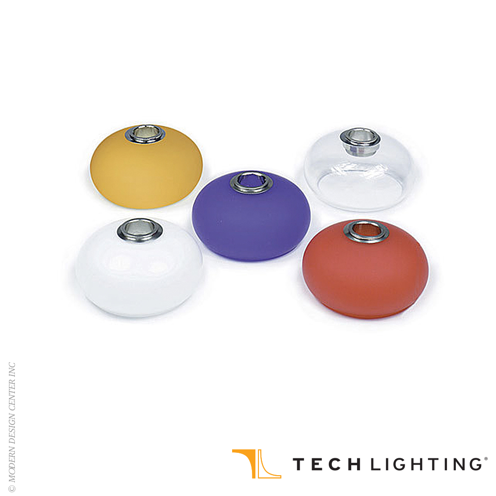 Meteorite Glass Shield Accessory 700MET | Tech Lighting