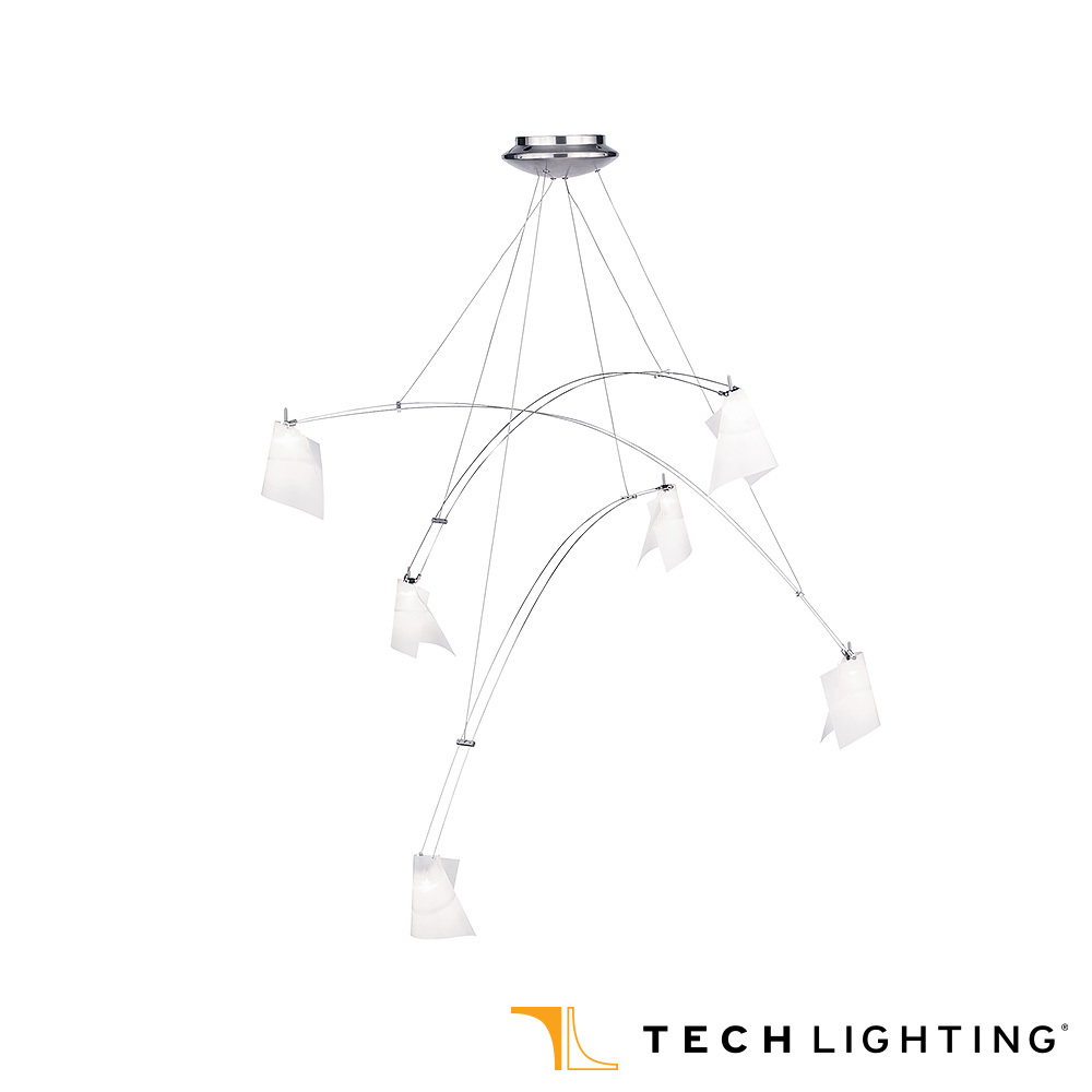 Mini Crescendo Chandelier | Tech Lighting