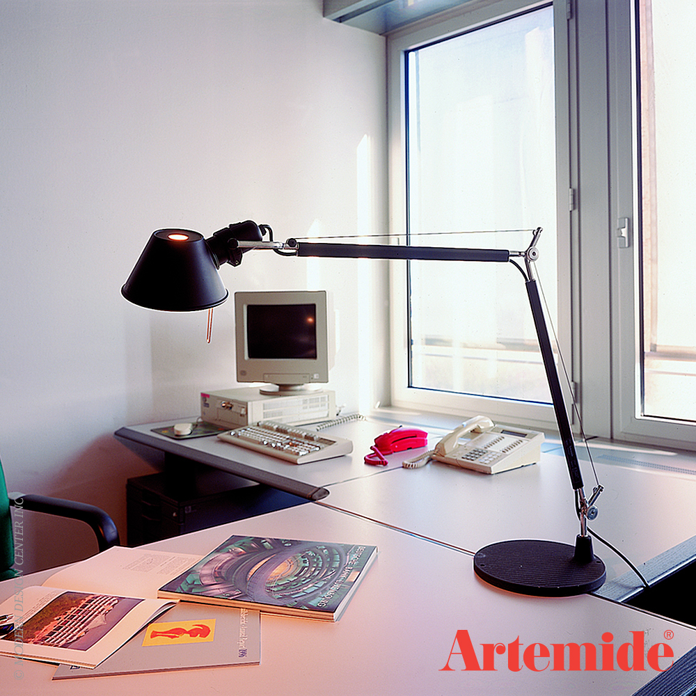 Tolomeo Classic Table Lamp Artemide Black Friday Sale 30