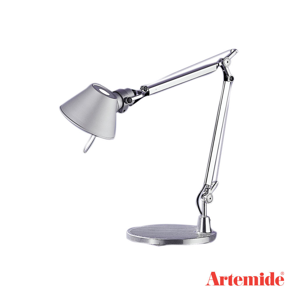 Tolomeo Micro Table Lamp With Base | Artemide Black Friday Sale 30% OFF |  MetropolitanDecor