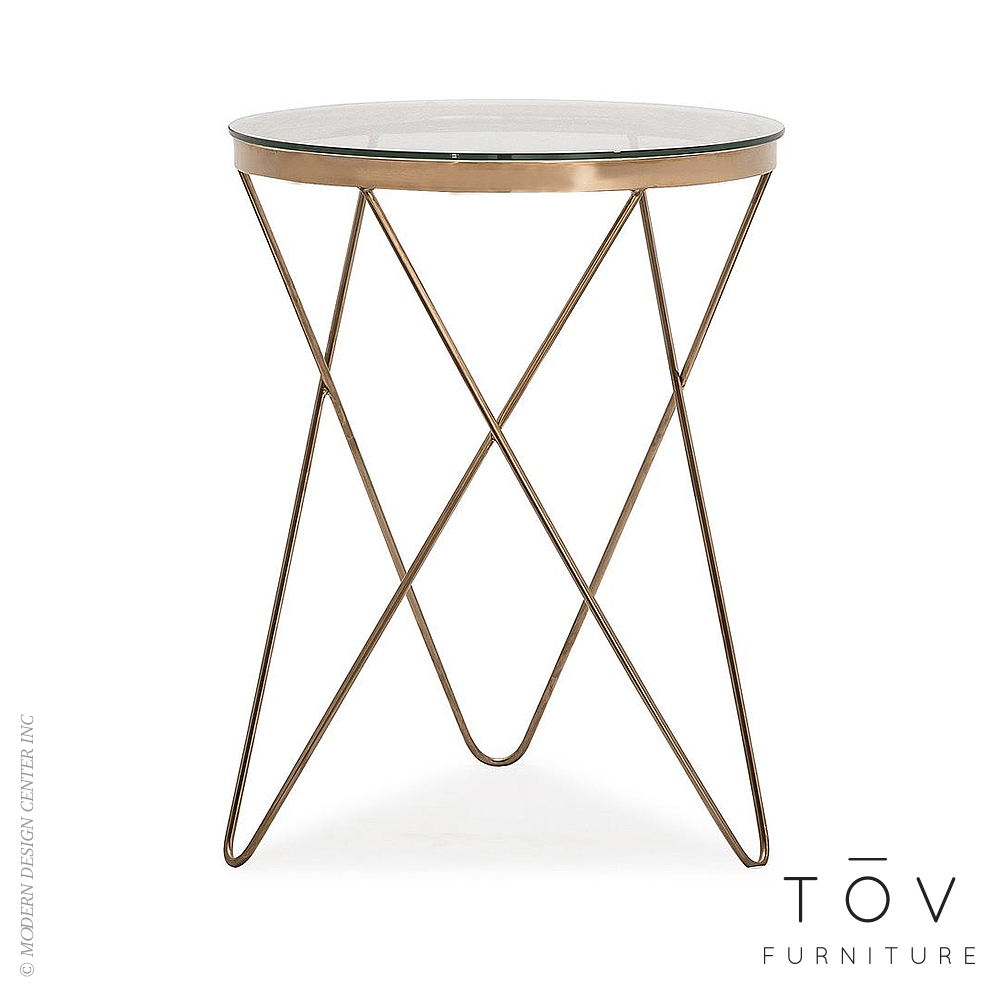 Marquee Table | Tov Furniture