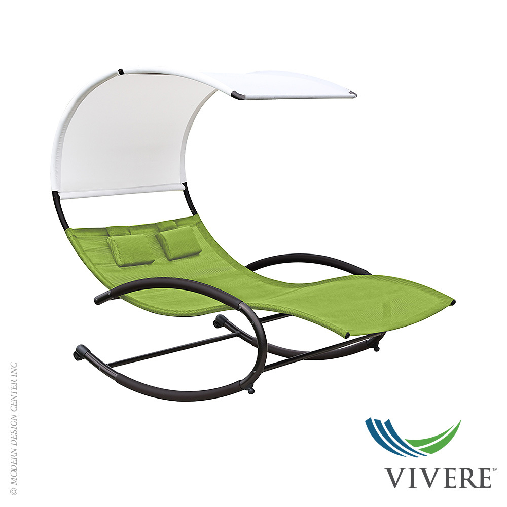 The Double Chaise Rocker | Vivere