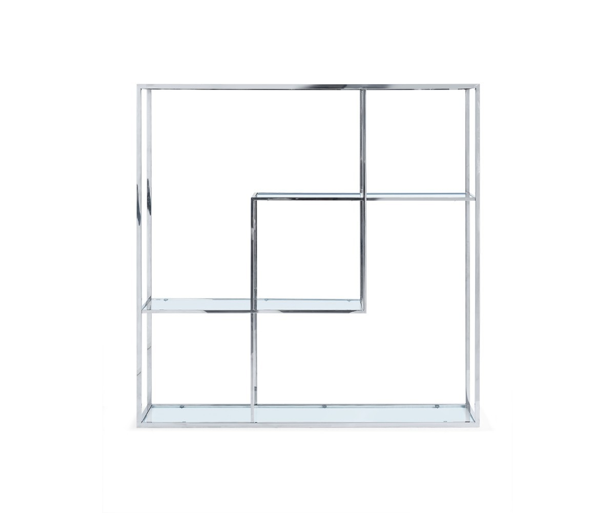 Athos Bookshelf and Divider | Whiteline