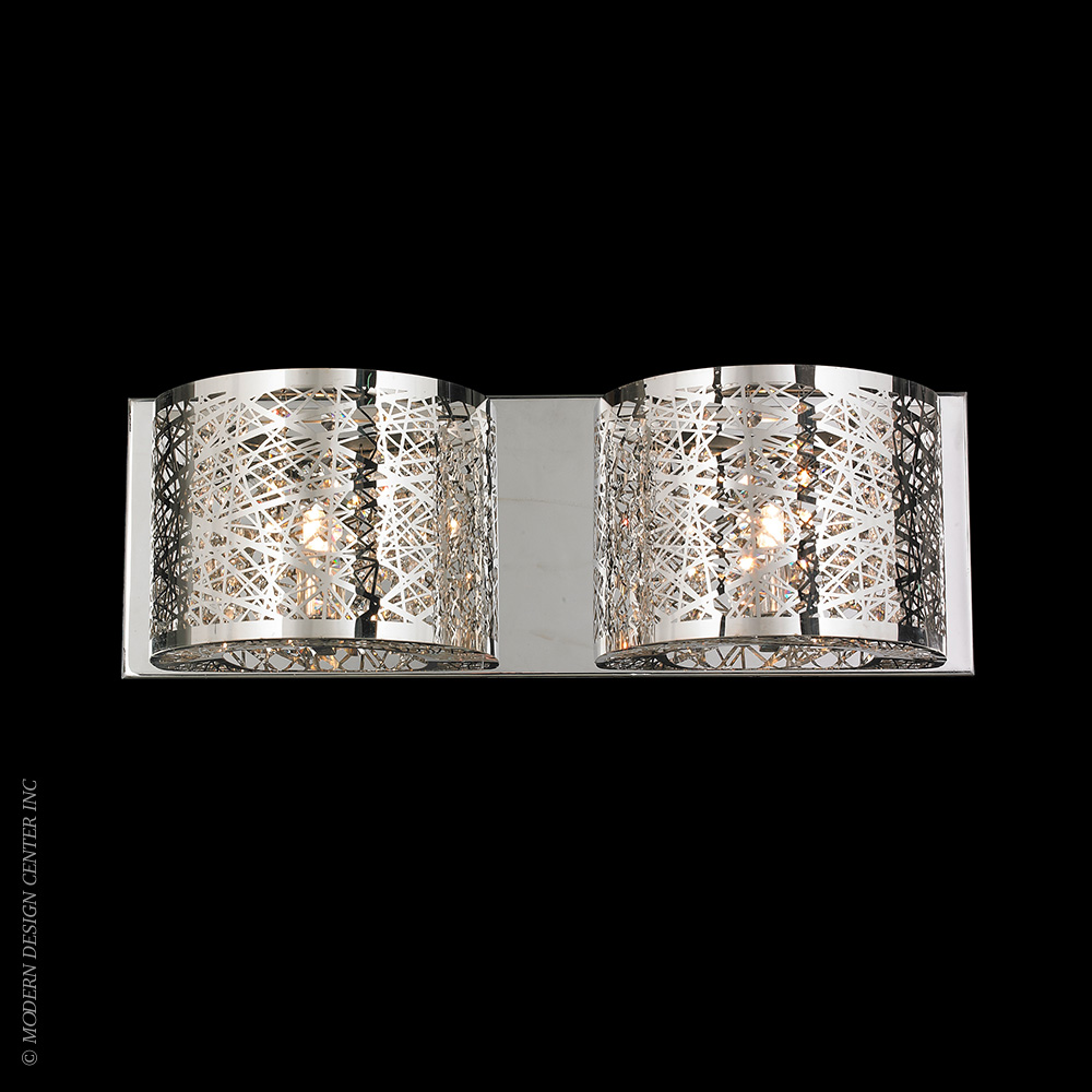 Aramis Wall Sconce W23143C20 | Worldwide Lighting