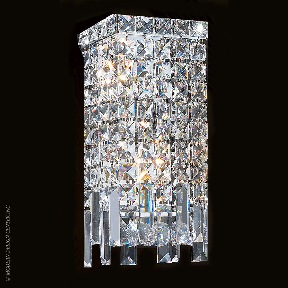 Cascade Wall Sconce W23621C6 | Worldwide Lighting