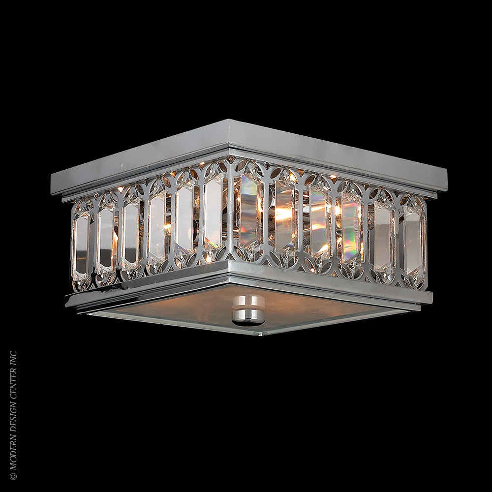 Athens Flush Mount W33140C10 | Worldwide Lighting