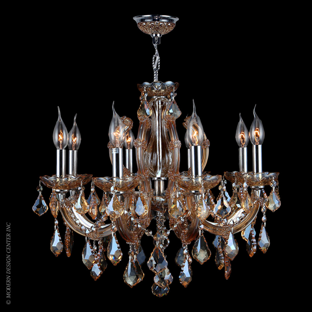 Catherine Chandelier W83121C20-AM | Worldwide Lighting