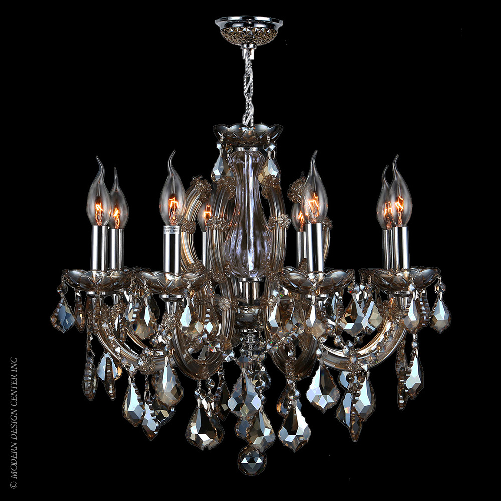 Catherine Chandelier W83121C20-GT | Worldwide Lighting