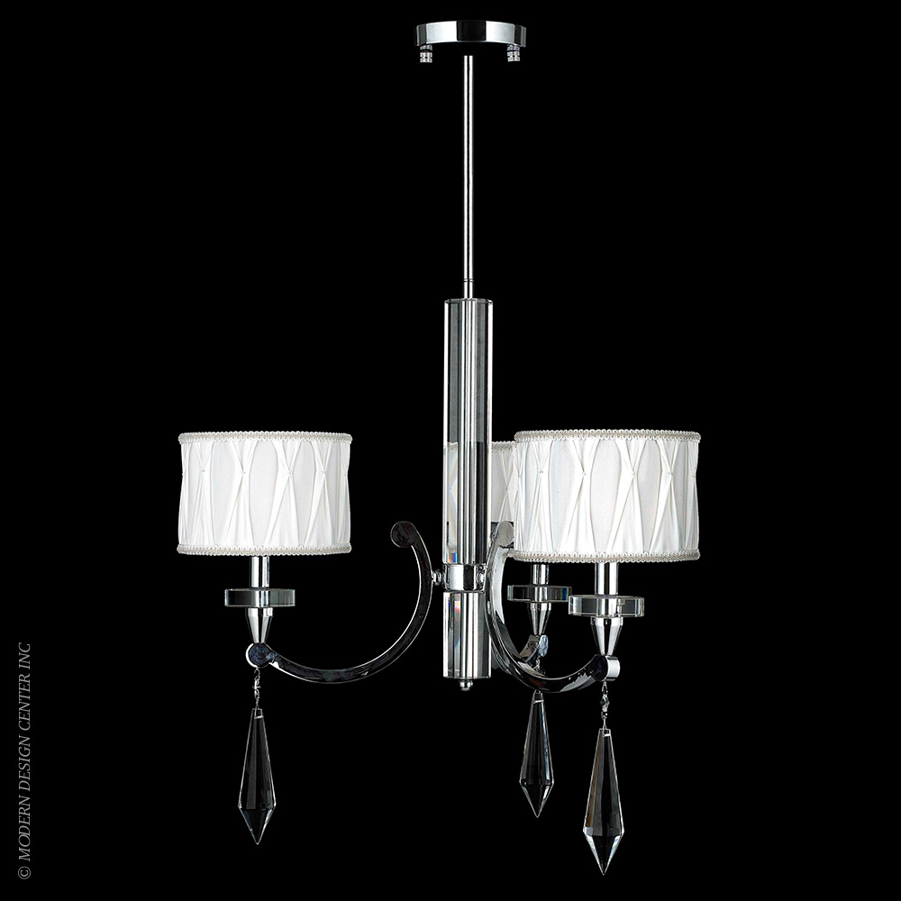 Cutlass Chandelier W83134C25 | Worldwide Lighting