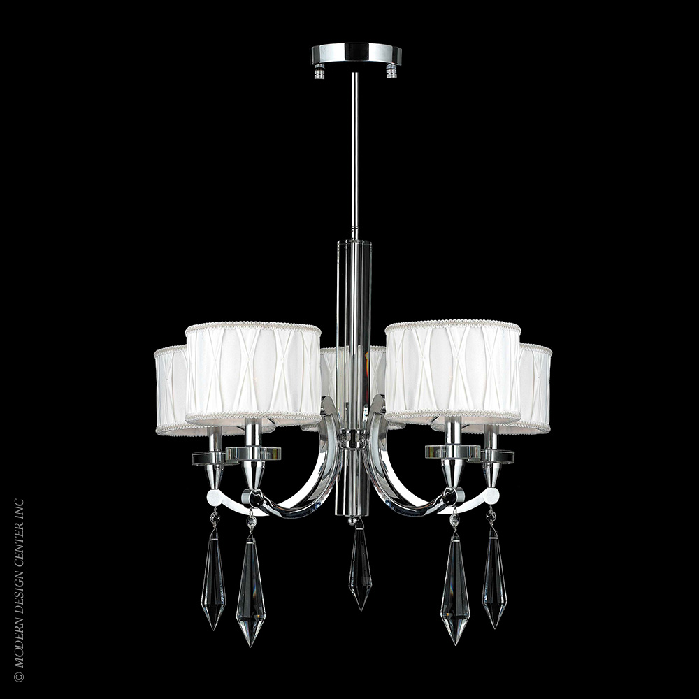 Cutlass Chandelier W83134C26 | Worldwide Lighting
