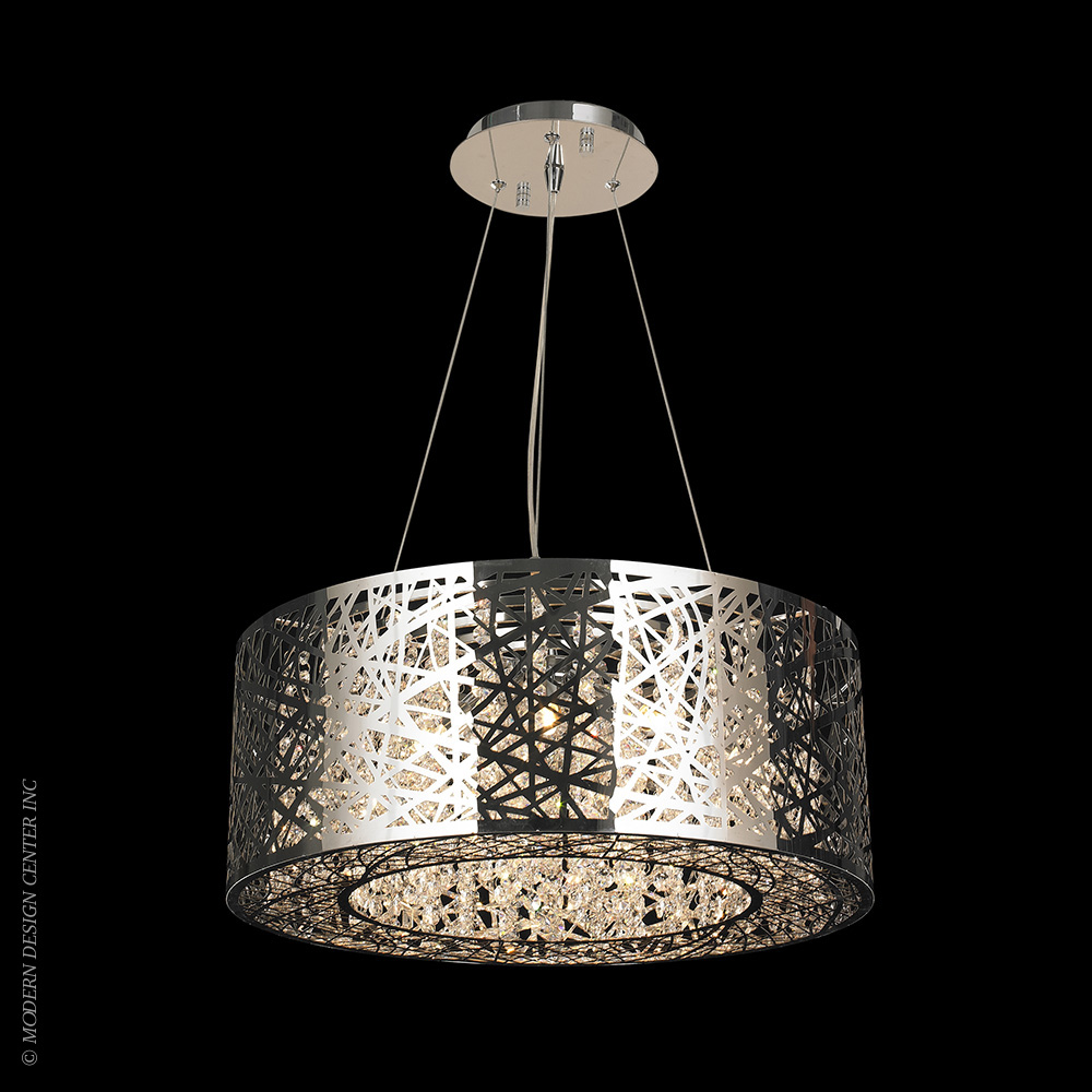 Aramis Chandelier W83143C24 | Worldwide Lighting