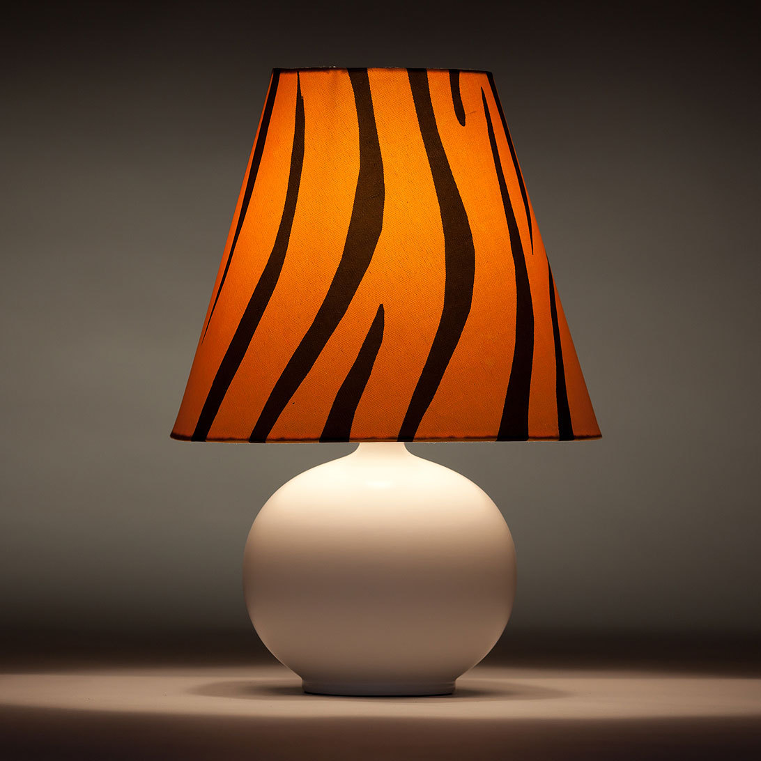 Zaida Safari Table Lamp Small | Ziqi
