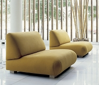 Cadaques Two Seat Sofa | Santa & Cole