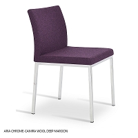 Aria Dining Chair Fabric | SohoConcept