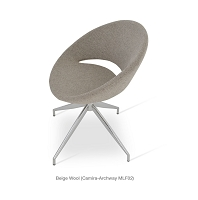 Crescent Spider Swivel Chair | SohoConcept