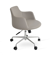 Dervish Arm Office Chair | SohoConcept