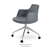 Dervish Spider Swivel Chair with Caster | SohoConcept