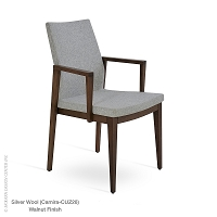 Pasha Wood Arm Chair | SohoConcept