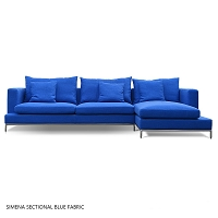 Simena Sectional Sofa | SohoConcept