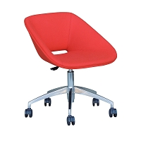 Red Office Chair | B&T