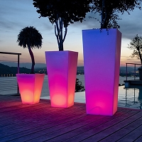 Rumba LED Indoor/Outdoor Lamp | Smart & Green