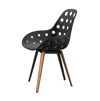 Slice Dimple Hole Chair | Kubikoff