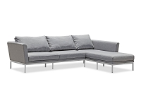 Ursula Outdoor Sectional| Whiteline