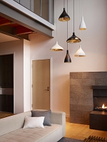 Swell 6-Light Chandelier | Pablo Designs