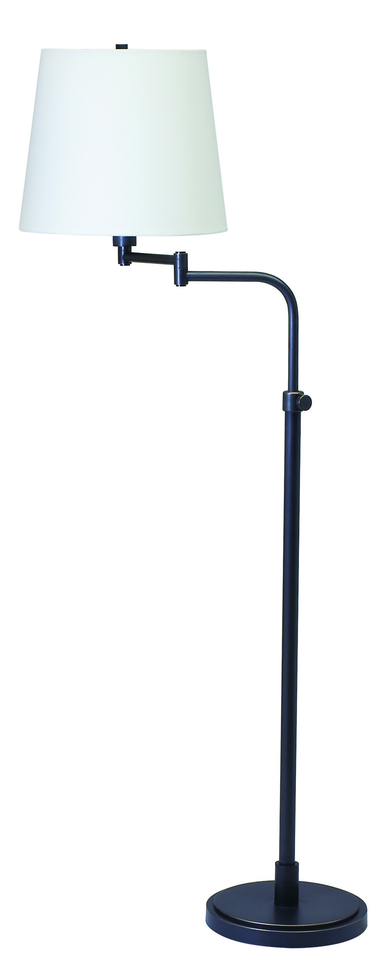 Townhouse Swing Arm Floor Lamp Oil Rubbed Bronze | House of Troy