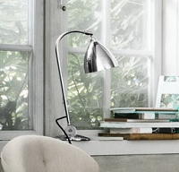 Gubi BL2 Table Lamp 16 Chrome
