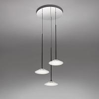 Orsa 21 Chandelier 3x7W Suspension | Artemide