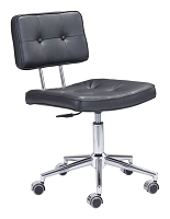 Series Office Chair in Black | Zuo