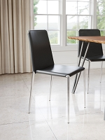 Zuo Modern Alex Dining Chair Black Set of 4